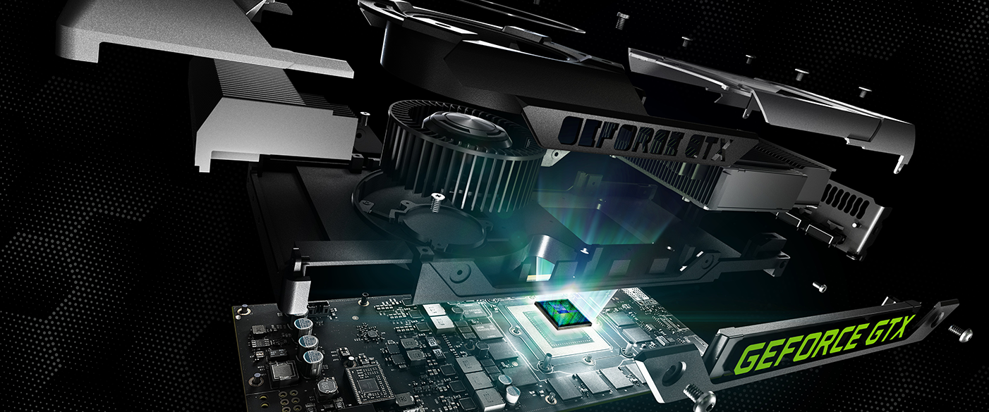 GeForce GTX 1080 x GeForce GTX 1080