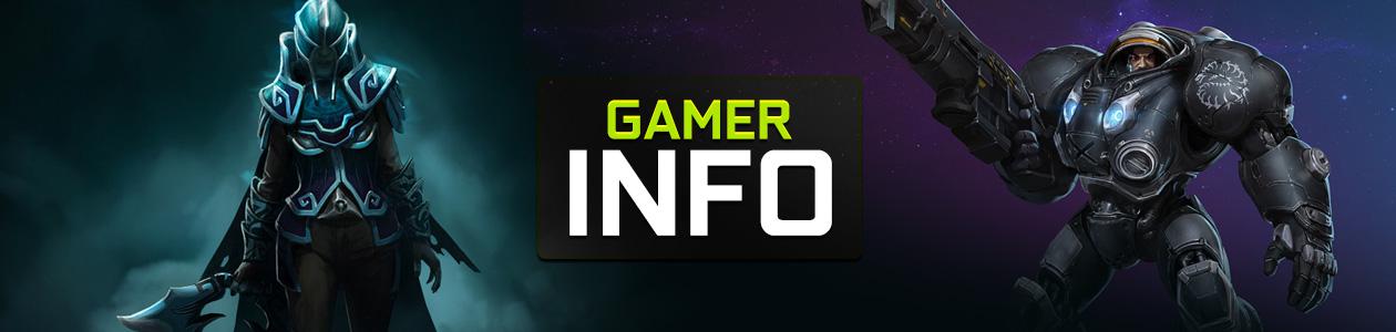 Gamer Info