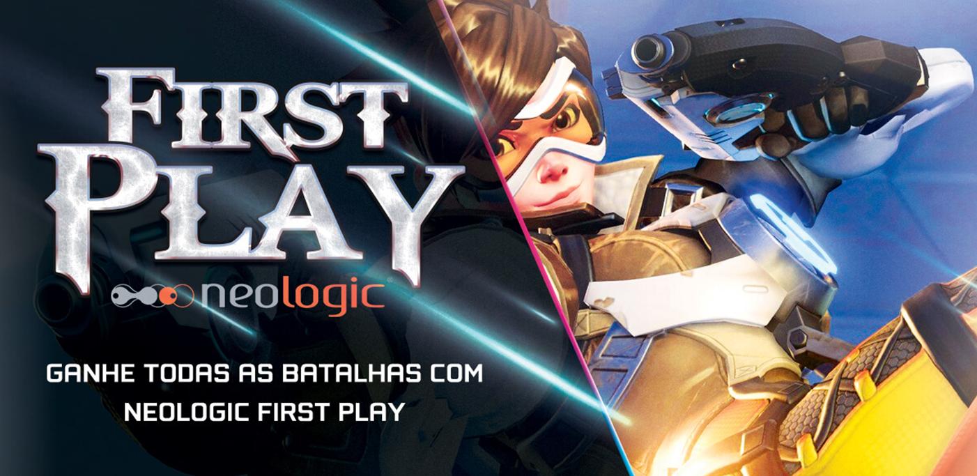 Neologic First Play: o melhor custo-benefício em PC para jogos para quem está começando
