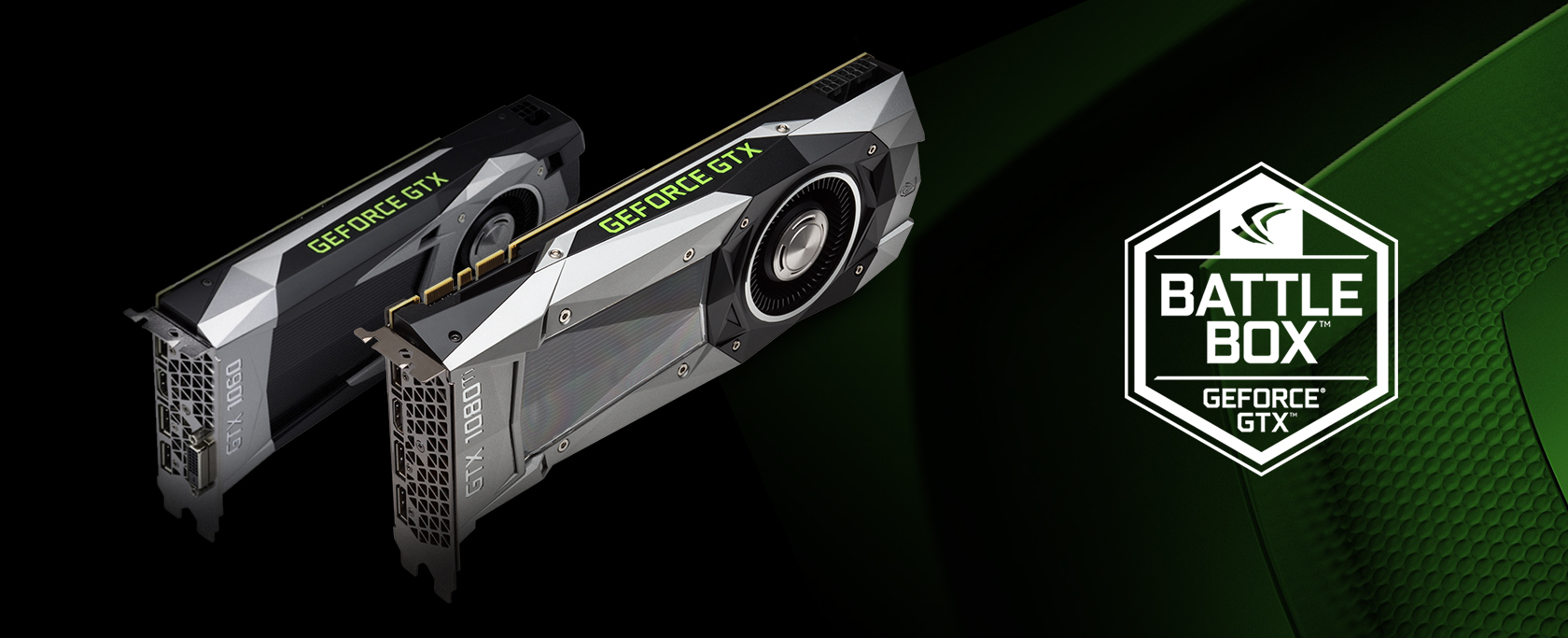Neologic Battlebox com Geforce GTX 1080 Ti e GTX 1060