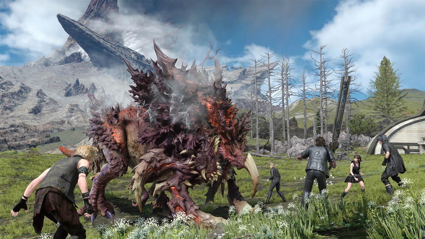 jogos de rpg para pc - final fantasy