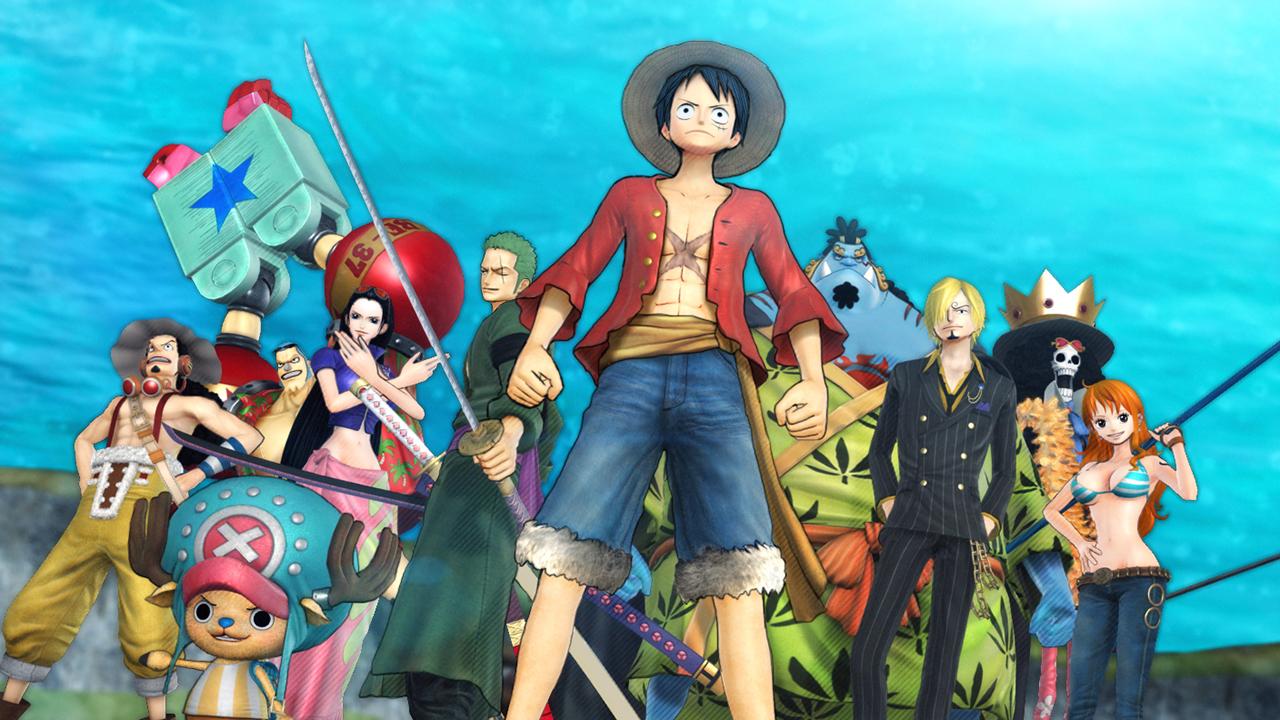 One Piece Pirate Warriors 3 - Jogos de anime para PC