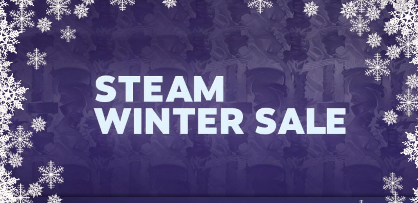 STEAM WINTER SALE 2018