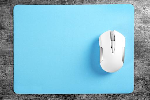 Mousepad gamer faz diferença - material