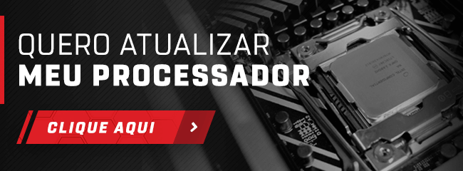 Banner para a seção de processadores do site da Shopinfo.