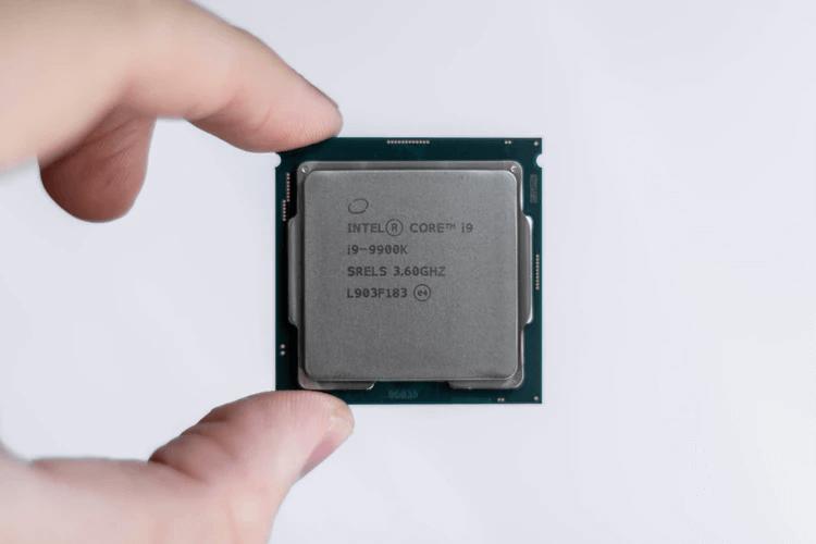 CPU Intel Core i9.
