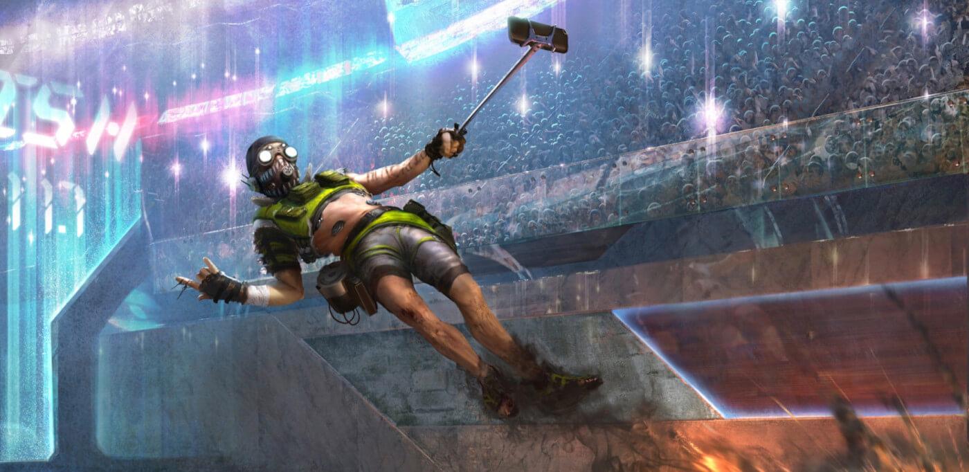 O melhor PC para jogar APEX Legends: PC Gamer Neologic Apex Legends
