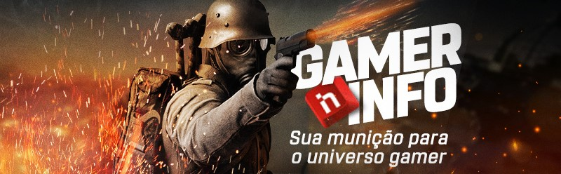 Banner principal do blog Gamer Info.