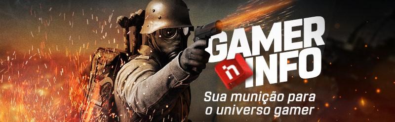 Banner principal do blog Gamer Info.