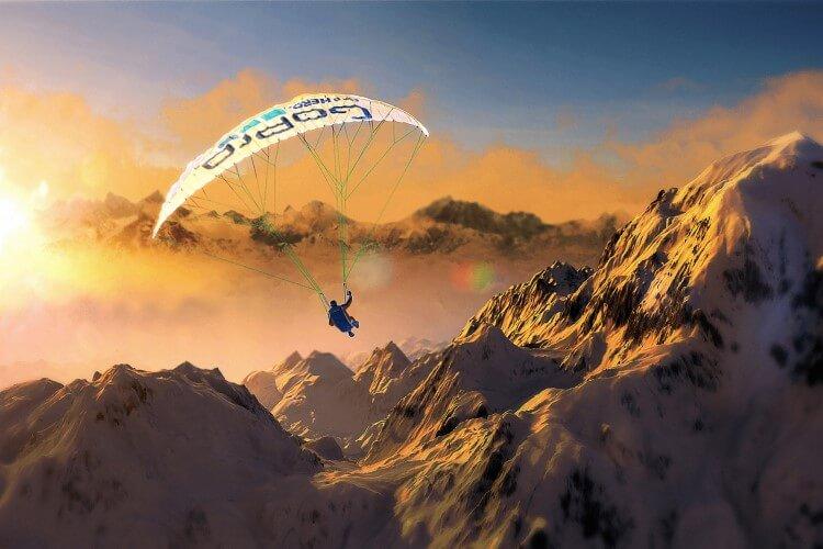 Screenshot do jogo Steep.