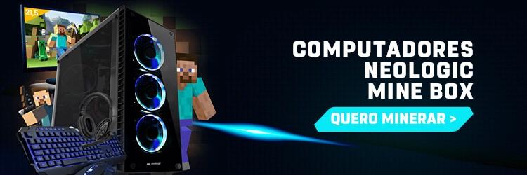 Banner para a página de computadores Mine Box da Shopinfo.