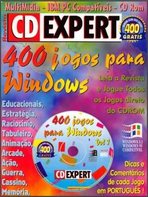 Edição da revista CD Expert.