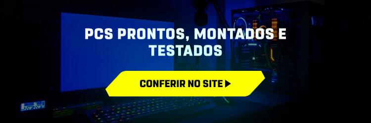Banner para a página de computadores gamer da Shopinfo.