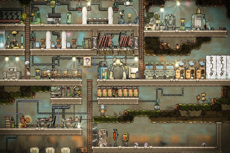 Game Oxygen not included