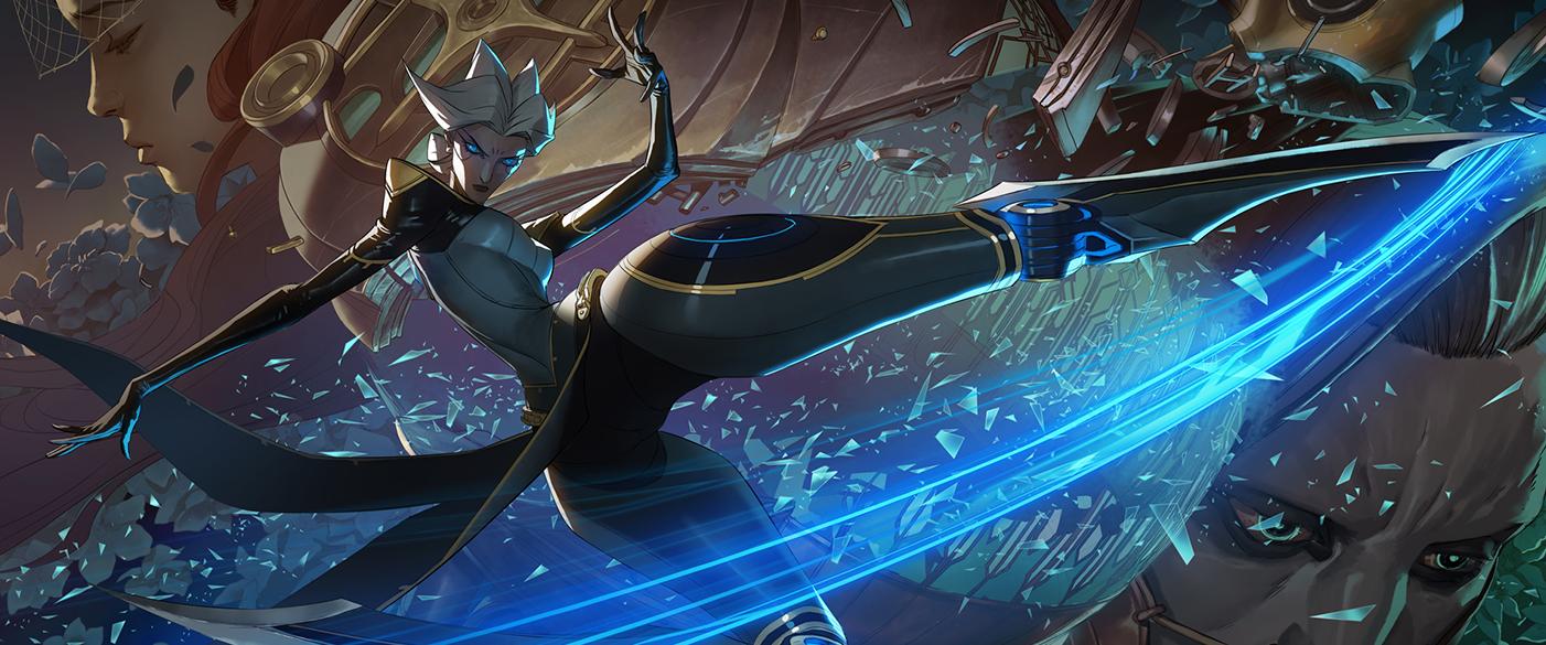 Novo campeão do League of Legends: Camille, a sombra de aço