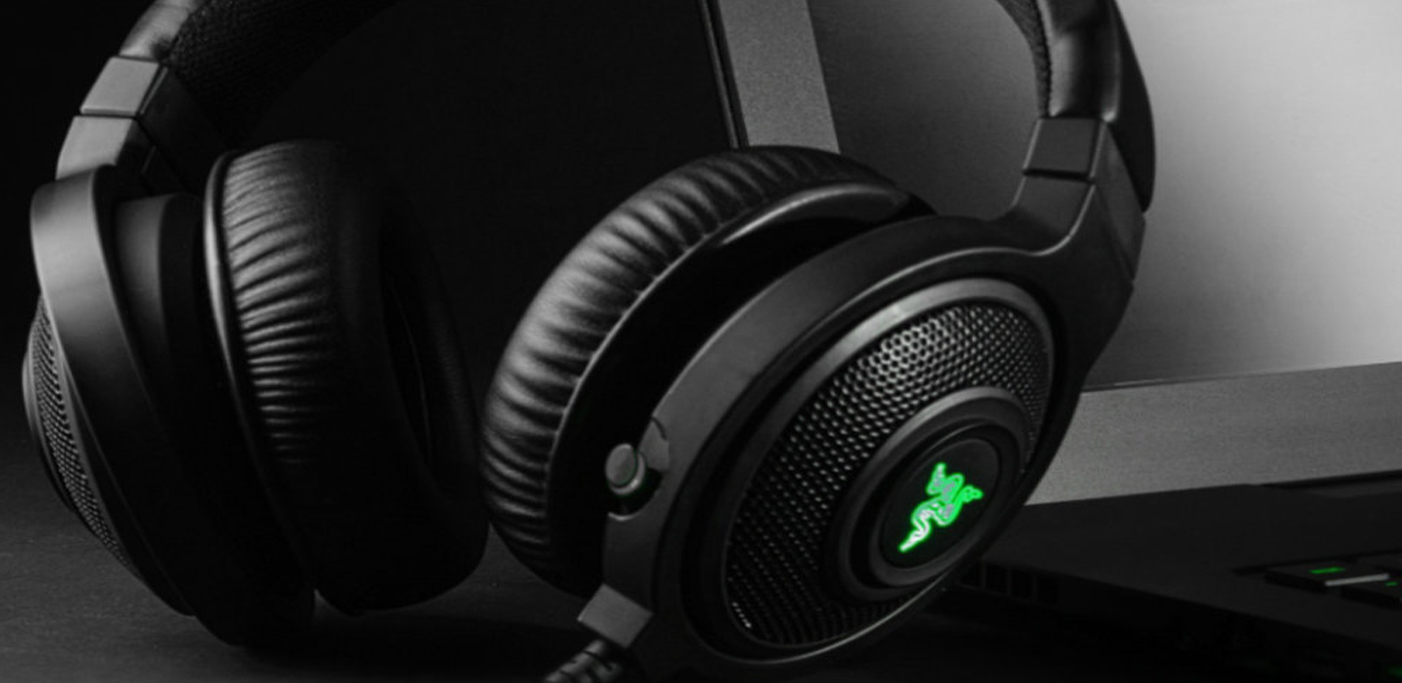 Headset gamer Kraken 7.1 Chroma: imersão profunda e personalização