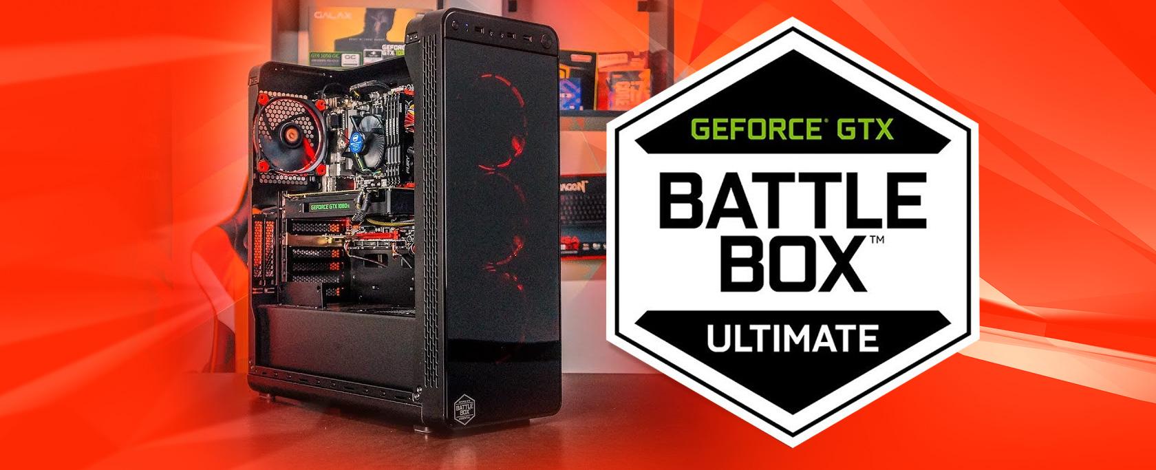 Confira o NVIDIA Battlebox Ultimate em ação