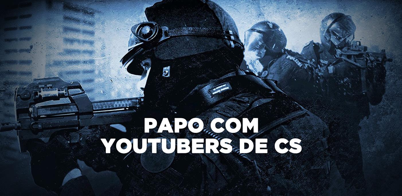 Papo com Youtubers de CS:GO: fkS CSGO