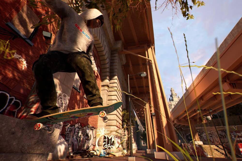 Screenshot do jogo Session (Imagem: Steam / Divulgação).