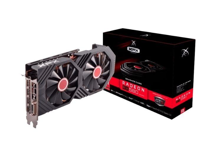 Placa de vídeo da AMD, Radeon 580.
