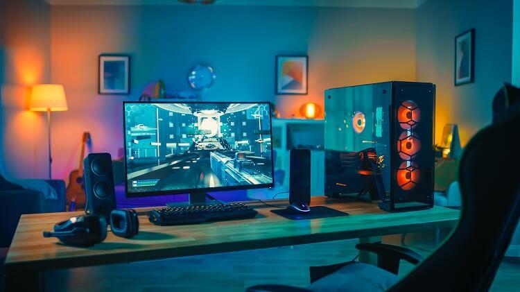 Melhores setups gamer completos para investir por até R$ 4 mil