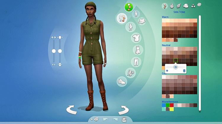 Imagem do create a sims